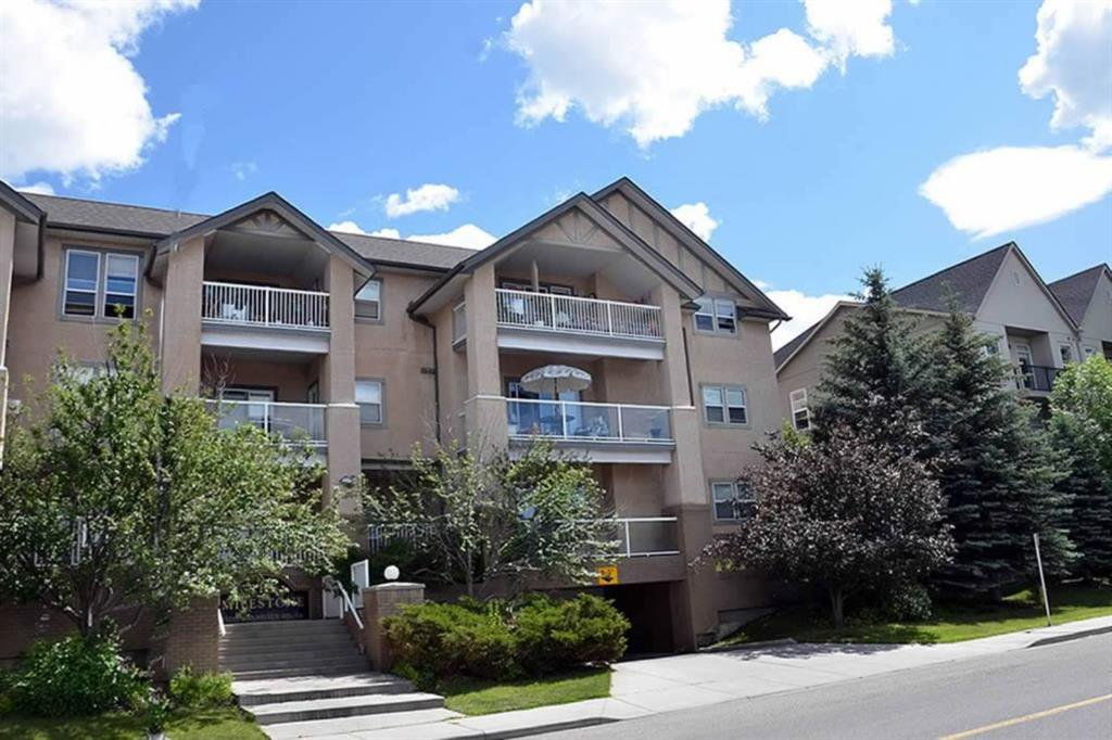 Main Photo: 106 15212 BANNISTER Road SE in Calgary: Midnapore Apartment for sale : MLS®# A1014481
