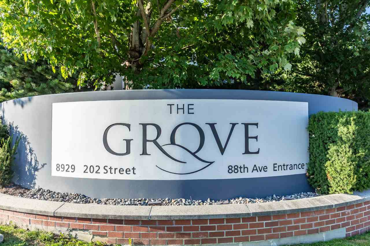"Main Photo: A301 8929 202 Street in Langley: Walnut Grove Condo for sale in ""THE GROVE"" : MLS®# R2505734"
