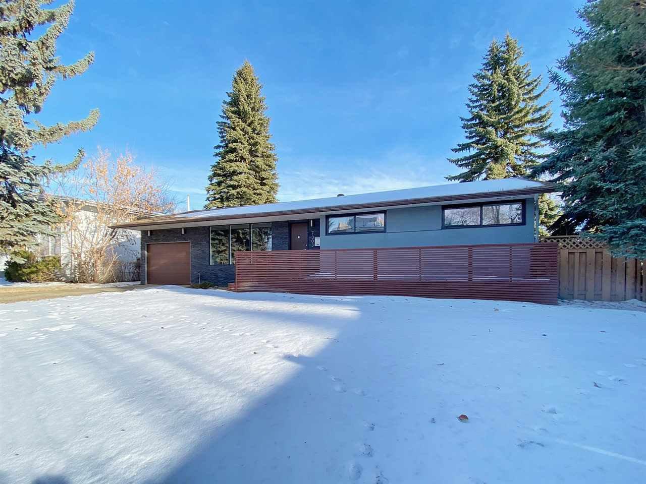 Main Photo: 7303 155 Street in Edmonton: Zone 22 House for sale : MLS®# E4224729