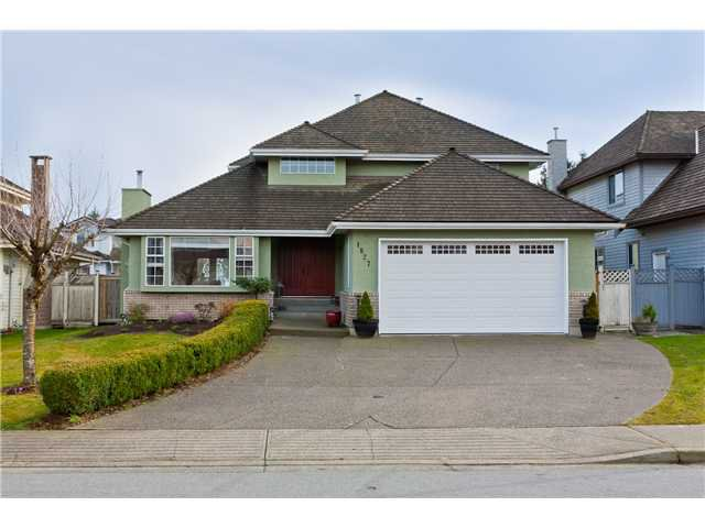 "Main Photo: 1827 WALNUT in Coquitlam: Central Coquitlam House for sale in ""LAURENTIAN HEIGHTS"" : MLS®# V878735"