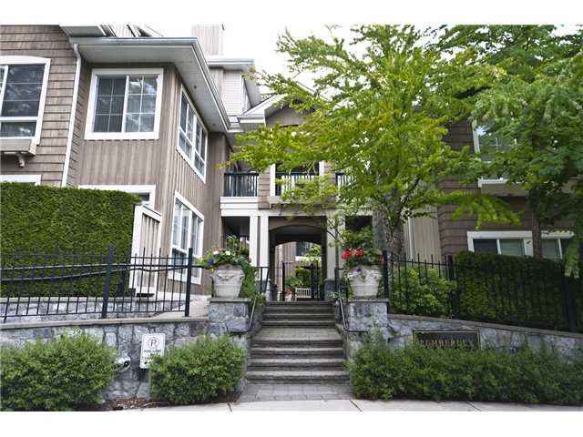 Main Photo: 201 5605 HAMPTON Place in Vancouver: University VW Condo for sale (Vancouver West)  : MLS®# V964442