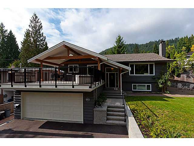 Main Photo: 4611 Ramsay Road in North Vancouver: Lynn Valley House for sale : MLS®# V987316