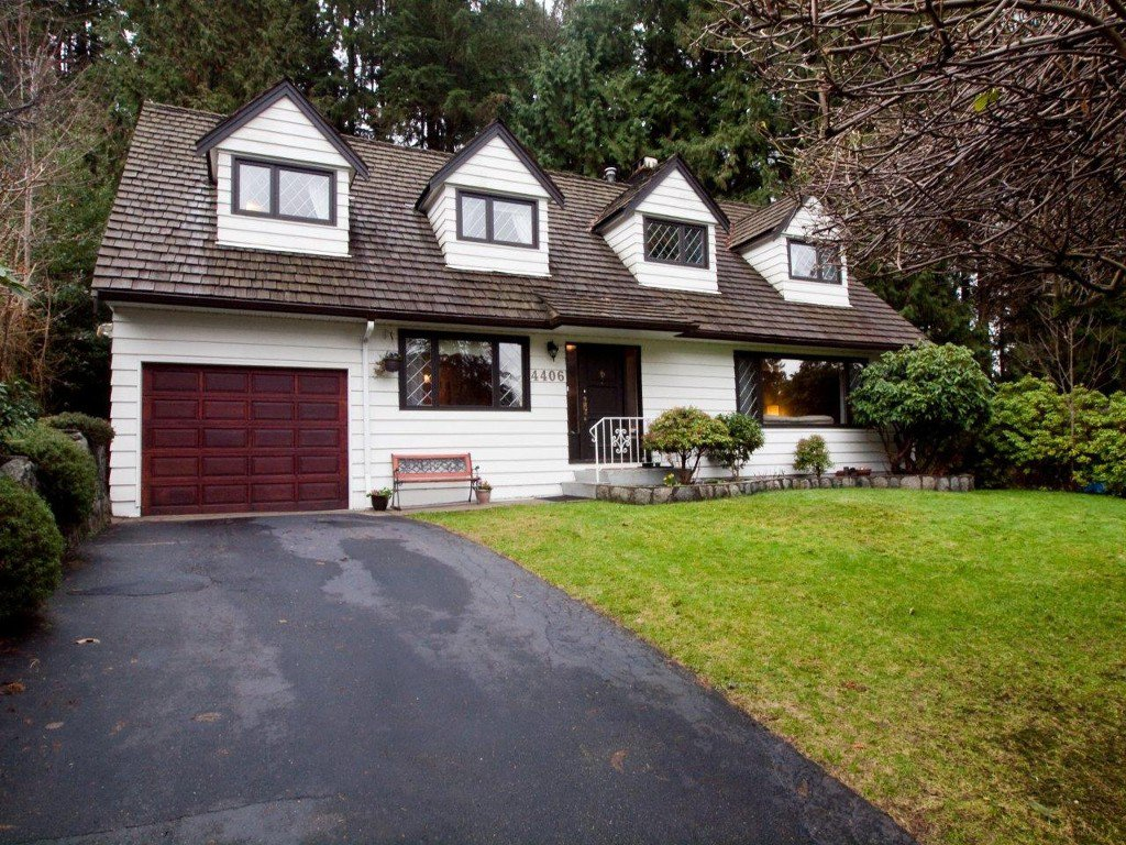 Main Photo: 4406 Glencanyon Street in North Vancouver: Upper Delbrook House for sale : MLS®# V928587