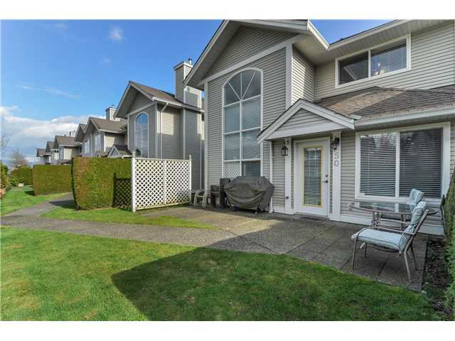 Main Photo: # 50 1370 RIVERWOOD GT in Port Coquitlam: Riverwood Condo for sale : MLS®# V1000426