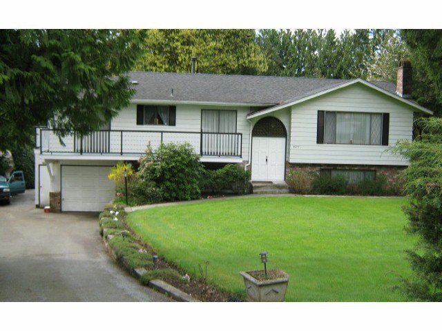 Main Photo: 9277 178TH ST in Surrey: Port Kells House for sale (North Surrey)  : MLS®# F1400047