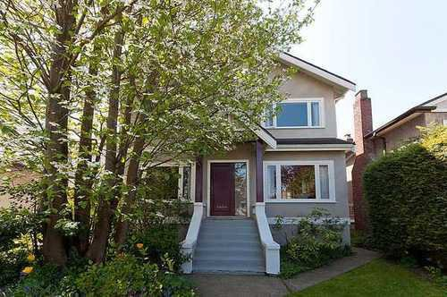Main Photo: 4444 14TH Ave W in Vancouver West: Point Grey Home for sale ()  : MLS®# V950475