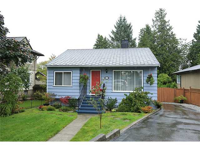 Main Photo: 929 SIXTH Street in New Westminster: GlenBrooke North House for sale : MLS®# V1049972
