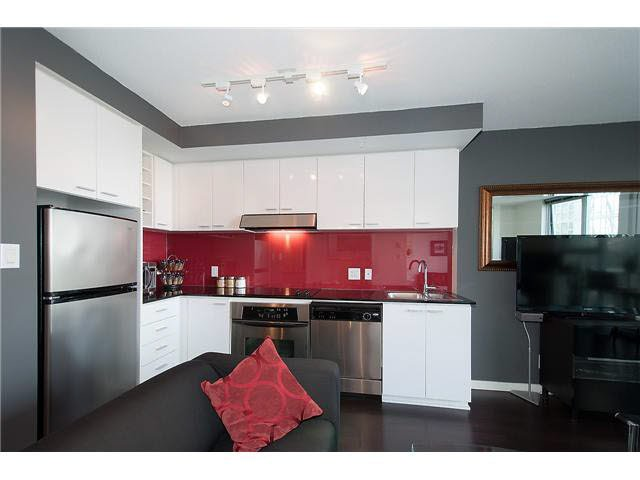 """Photo 2: Photos: 1607 668 CITADEL PARADE in Vancouver: Downtown VW Condo for sale in """"SPECTRUM"""" (Vancouver West)  : MLS®# V1093440"""