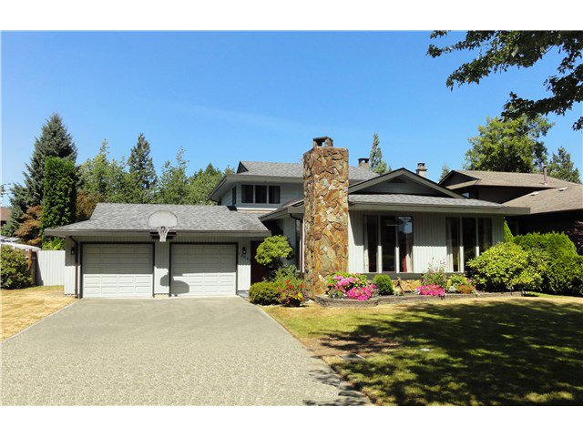 "Main Photo: 13081 61ST Avenue in Surrey: Panorama Ridge House for sale in ""PANORAMA PARK"" : MLS®# F1447495"