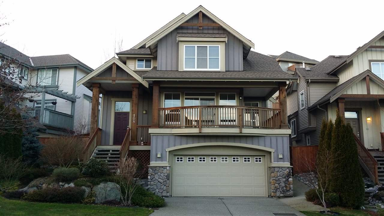 "Main Photo: 108 SYCAMORE Drive in Port Moody: Heritage Woods PM House for sale in ""EVERGREEN HEIGHTS"" : MLS®# R2036223"