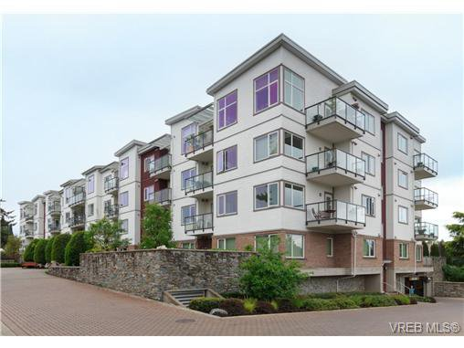 Main Photo: 210 4394 West Saanich Road in VICTORIA: SW Royal Oak Condo Apartment for sale (Saanich West)  : MLS®# 364003