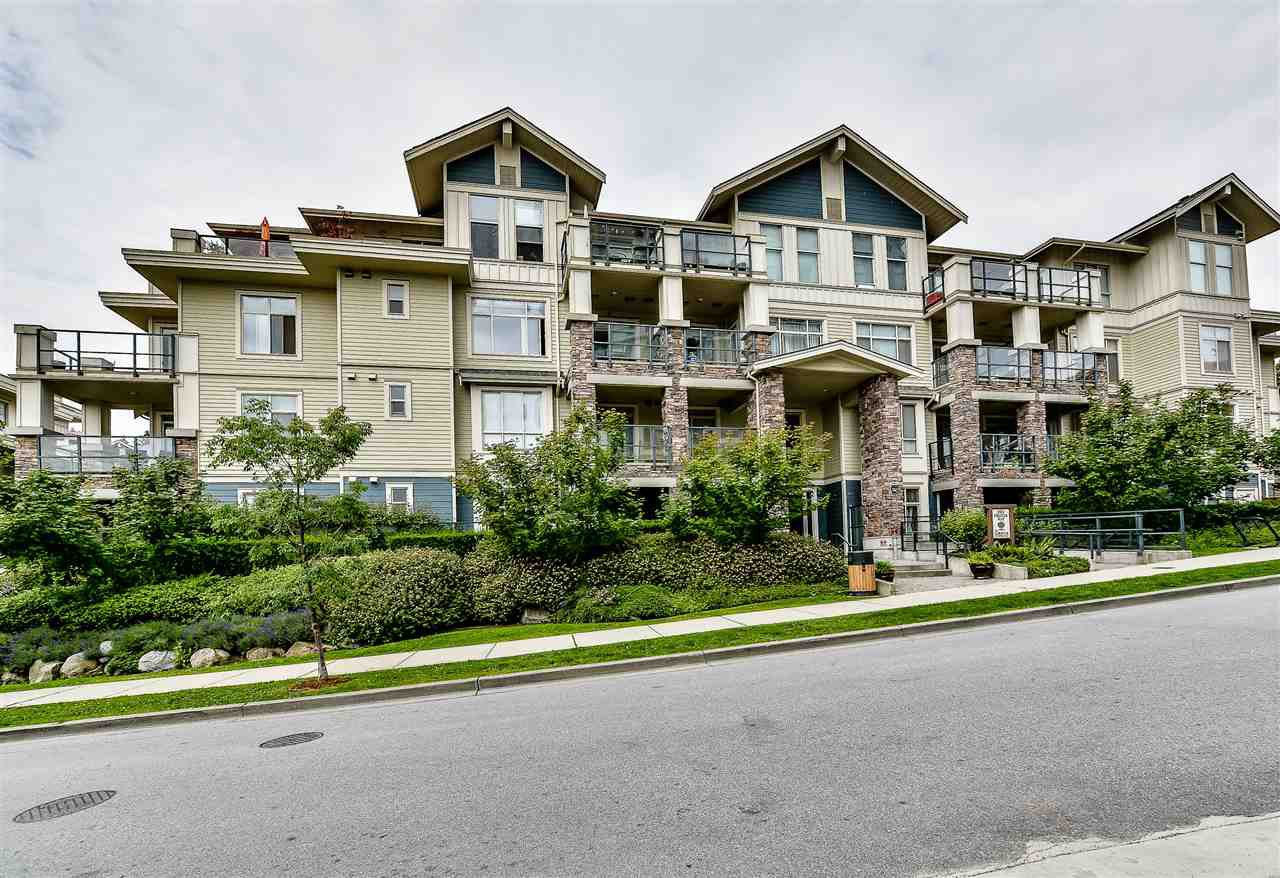 "Main Photo: 404 290 FRANCIS Way in New Westminster: Fraserview NW Condo for sale in ""THE GROVE"" : MLS®# R2075772"