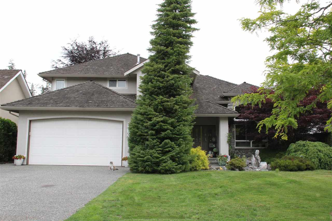 "Main Photo: 21109 44 Avenue in Langley: Brookswood Langley House for sale in ""Cedar Ridge"" : MLS®# R2077121"