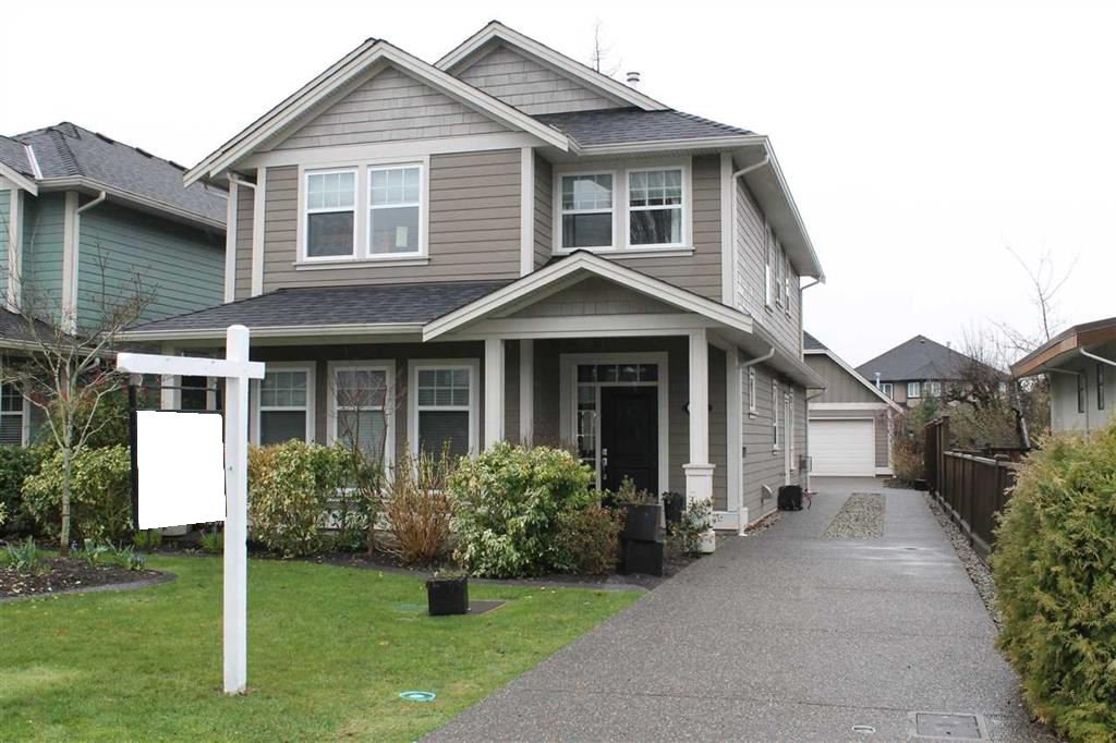 Main Photo: A 4969 CENTRAL Avenue in Delta: Hawthorne House for sale (Ladner)  : MLS®# R2149798