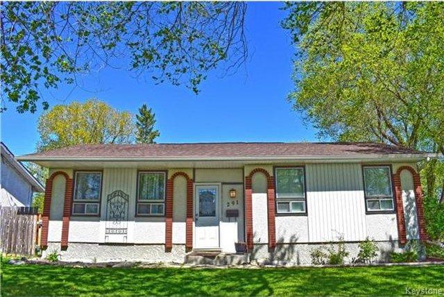 Main Photo: 291 Greenwood Avenue in Winnipeg: Meadowood Residential for sale (2E)  : MLS®# 1712515