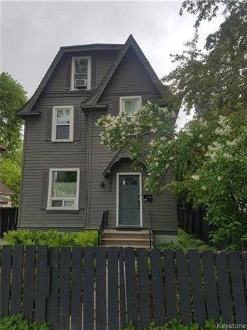 Main Photo: 110 Scott Street in Winnipeg: Osborne Village Residential for sale (1B)  : MLS®# 1713695