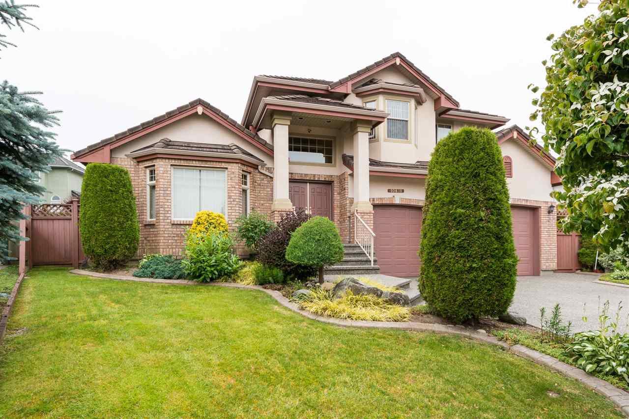"""Main Photo: 10831 166 Street in Surrey: Fraser Heights House for sale in """"FRASER HEIGHTS"""" (North Surrey)  : MLS®# R2183258"""