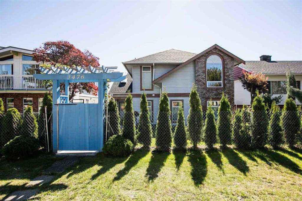 Main Photo: 1476 E 54TH AVENUE in : Fraserview VE House for sale : MLS®# R2164464