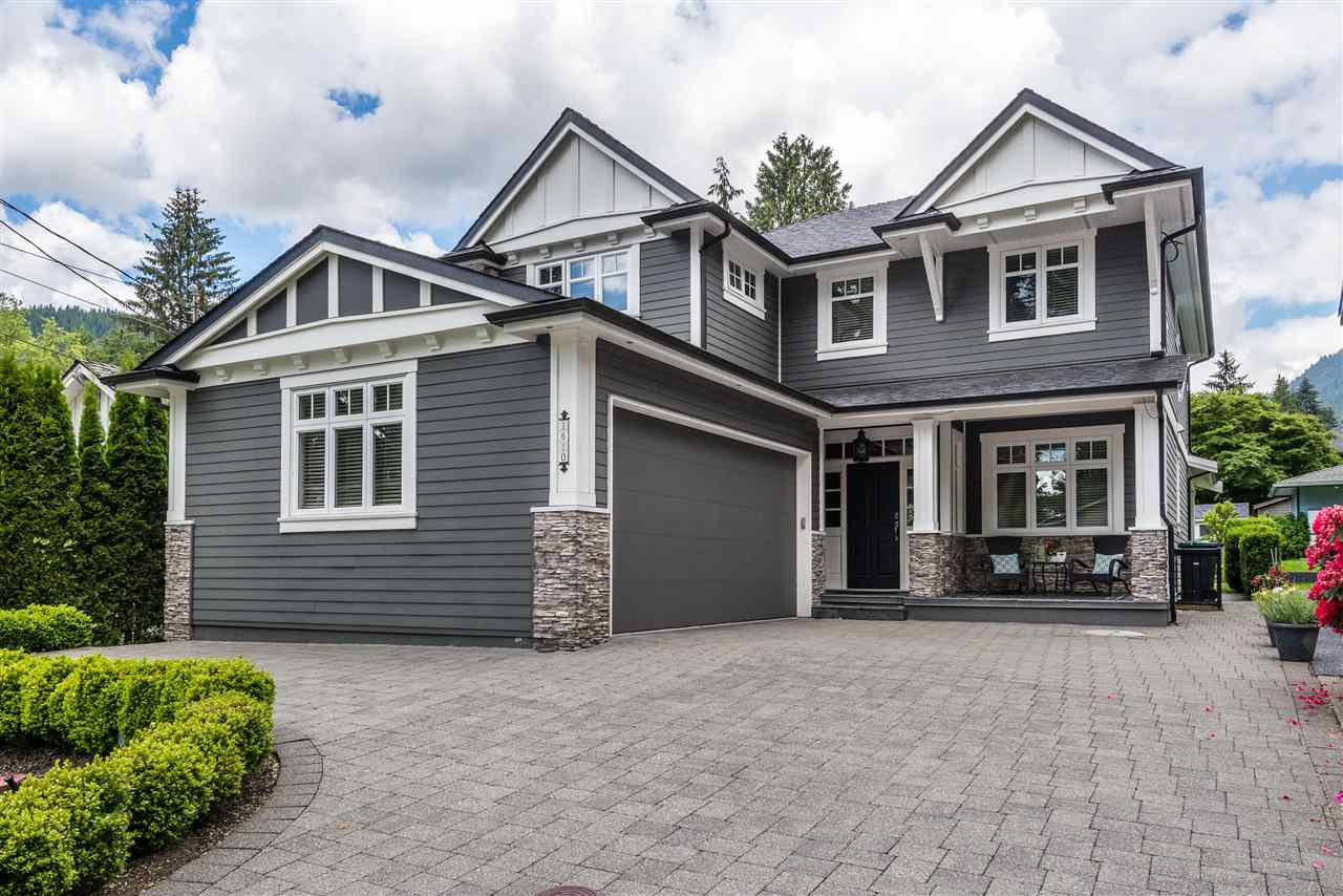 Main Photo: 1610 PAGE Road in North Vancouver: Lynn Valley House for sale : MLS®# R2277717