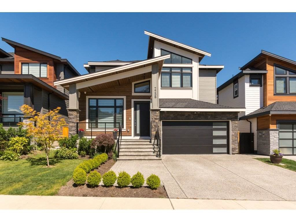 """Main Photo: 7738 156A Street in Surrey: Fleetwood Tynehead House for sale in """"Park Place at Fleetwood"""" : MLS®# R2276699"""