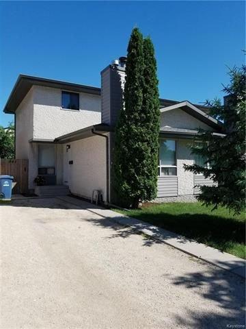 Main Photo: 341 EDELWEISS Crescent in Winnipeg: North Kildonan Residential for sale (3F)  : MLS®# 1817782