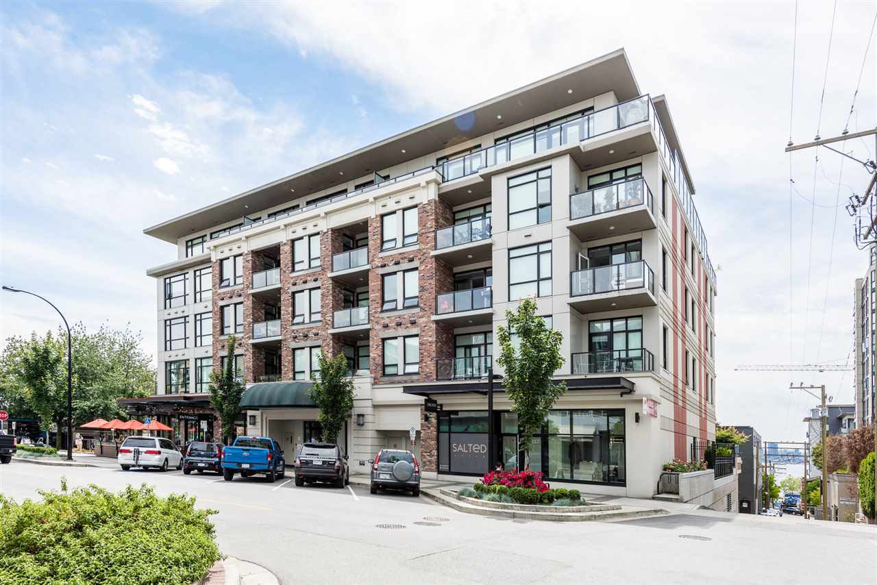Main Photo: 406 105 W 2ND Street in North Vancouver: Lower Lonsdale Condo for sale : MLS®# R2296490