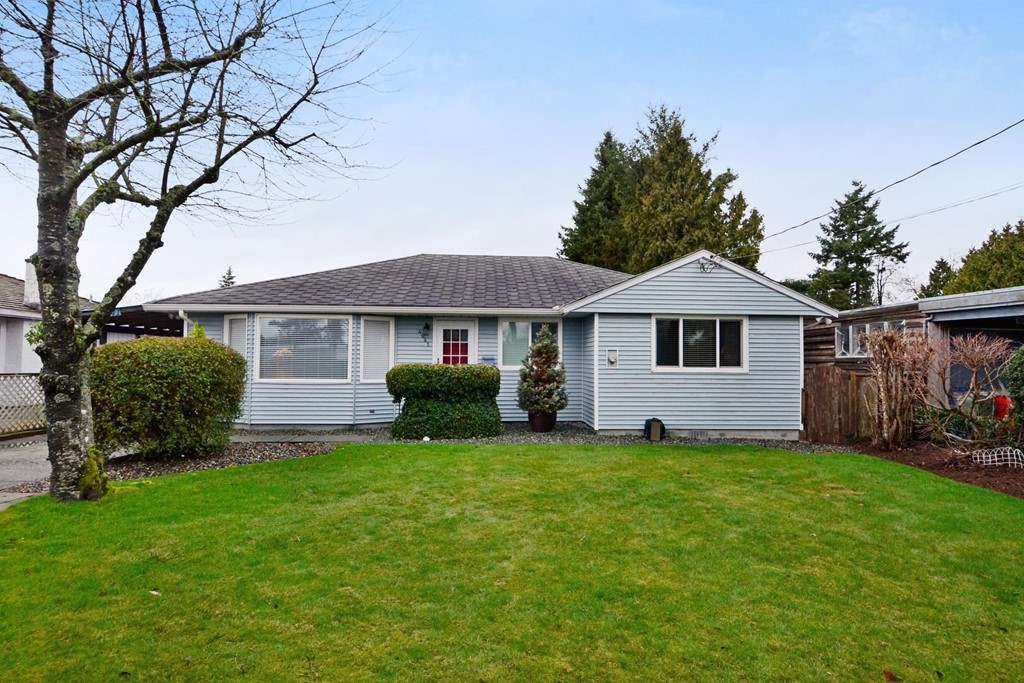 Main Photo: 4641 GARRY Street in Delta: Ladner Elementary House for sale (Ladner)  : MLS®# R2297891