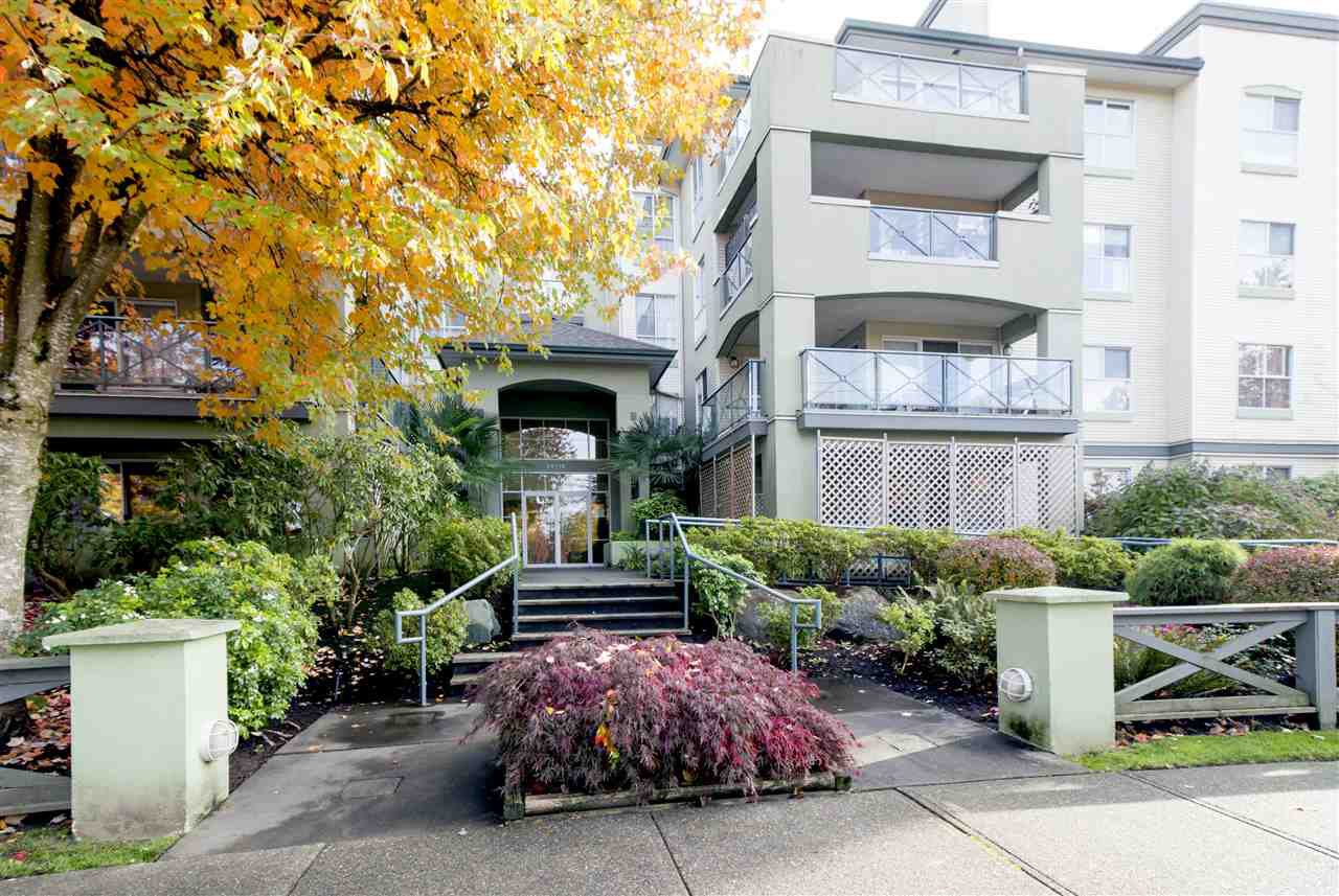 "Main Photo: 207 20110 MICHAUD Crescent in Langley: Langley City Condo for sale in ""Regency Terrace"" : MLS®# R2318136"