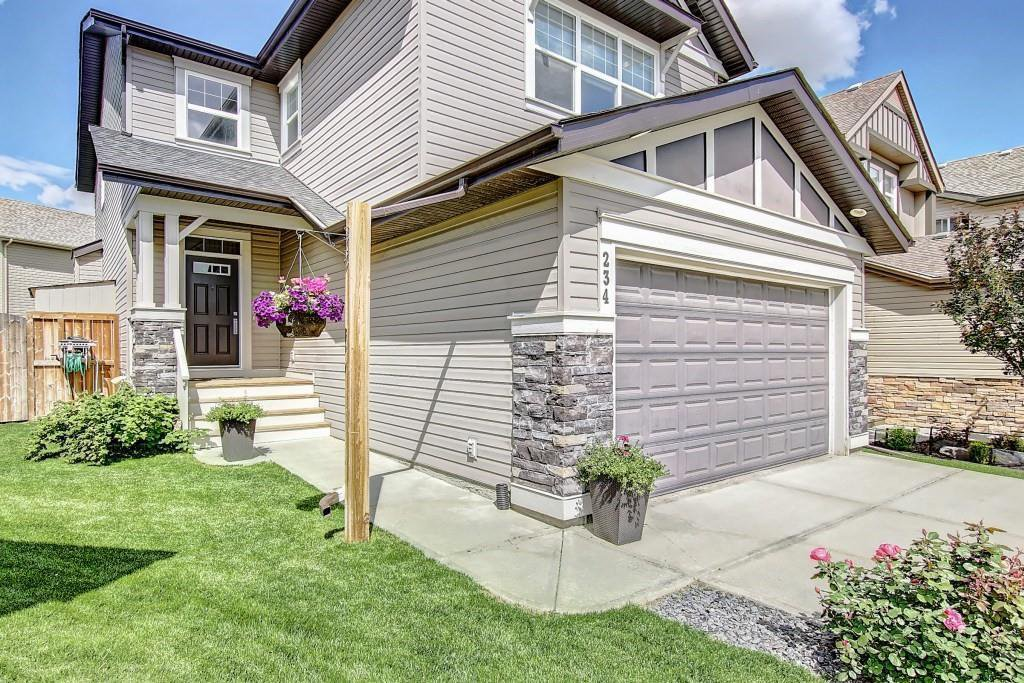 Main Photo: 234 PANAMOUNT Landing NW in Calgary: Panorama Hills Detached for sale : MLS®# C4234012
