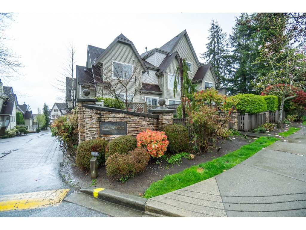 "Main Photo: 42 15355 26 Avenue in Surrey: King George Corridor Townhouse for sale in ""South Wind"" (South Surrey White Rock)  : MLS®# R2357732"