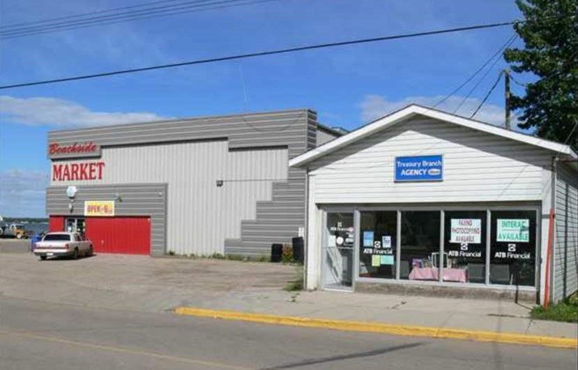 Main Photo: 4830 50 Avenue: Rural Lac Ste. Anne County Retail for sale : MLS®# E4158256