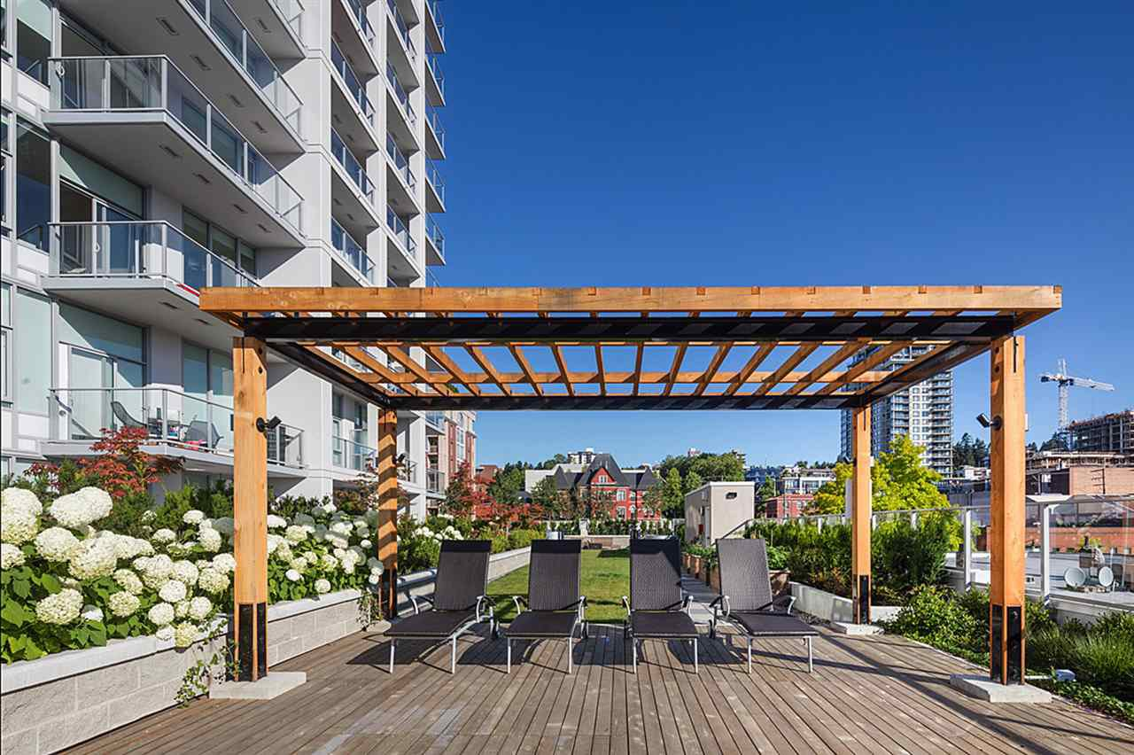 "Photo 13: Photos: 711 668 COLUMBIA Street in New Westminster: Quay Condo for sale in ""TRAPP+HOLBROOK"" : MLS®# R2376766"