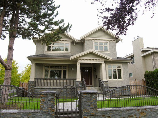 Main Photo: 1593 West 61st Ave in Vancouver: South Granville Home for sale ()  : MLS®# V674032