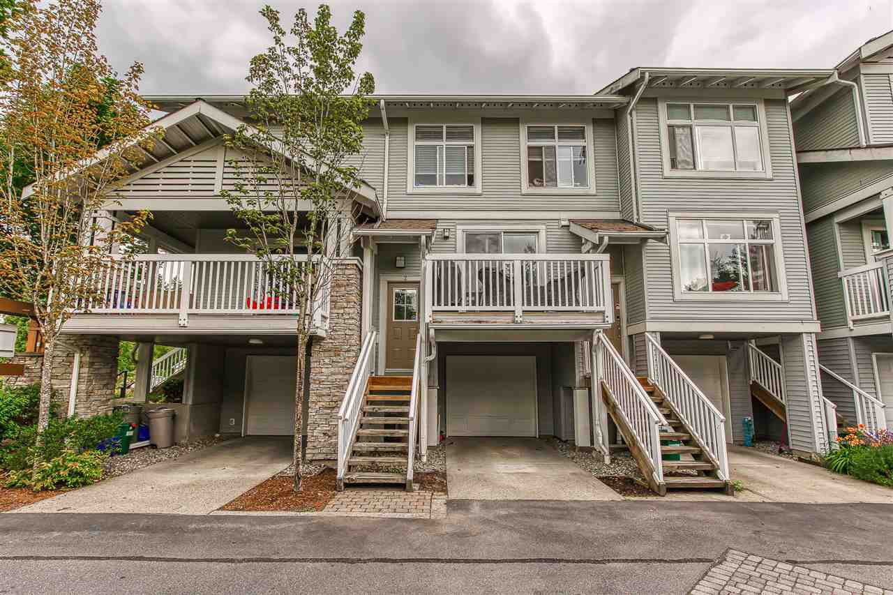 "Main Photo: 2 7179 201 Street in Langley: Willoughby Heights Townhouse for sale in ""DENIM"" : MLS®# R2385534"