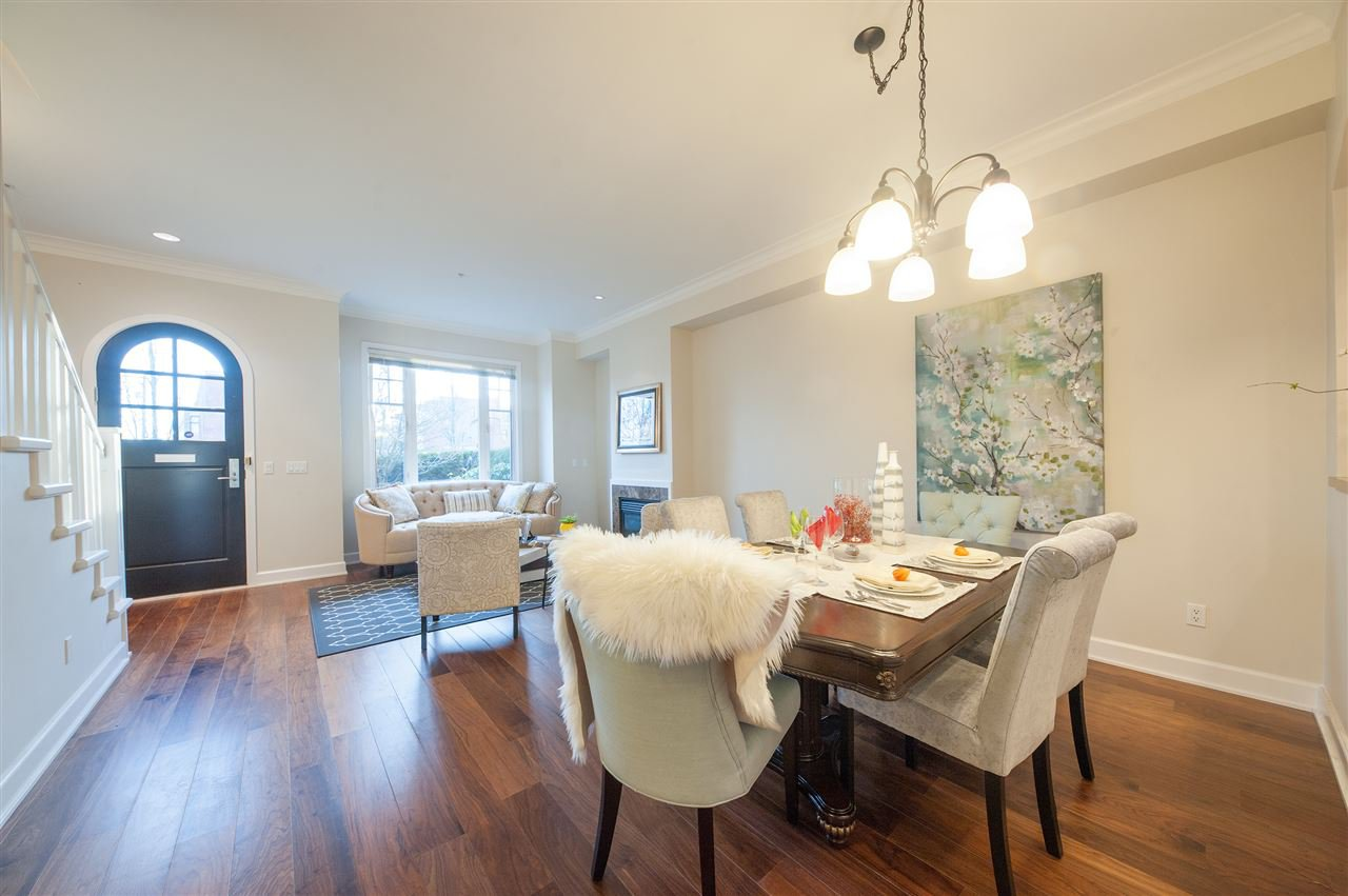 Photo 5: Photos: 991 W 38TH AVENUE in Vancouver: Cambie Townhouse for sale (Vancouver West)  : MLS®# R2350357