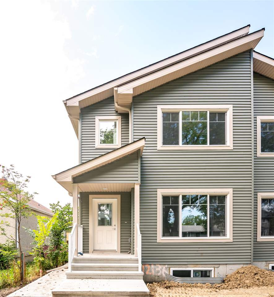 Main Photo: 12136 81 Street in Edmonton: Zone 05 House Half Duplex for sale : MLS®# E4171367