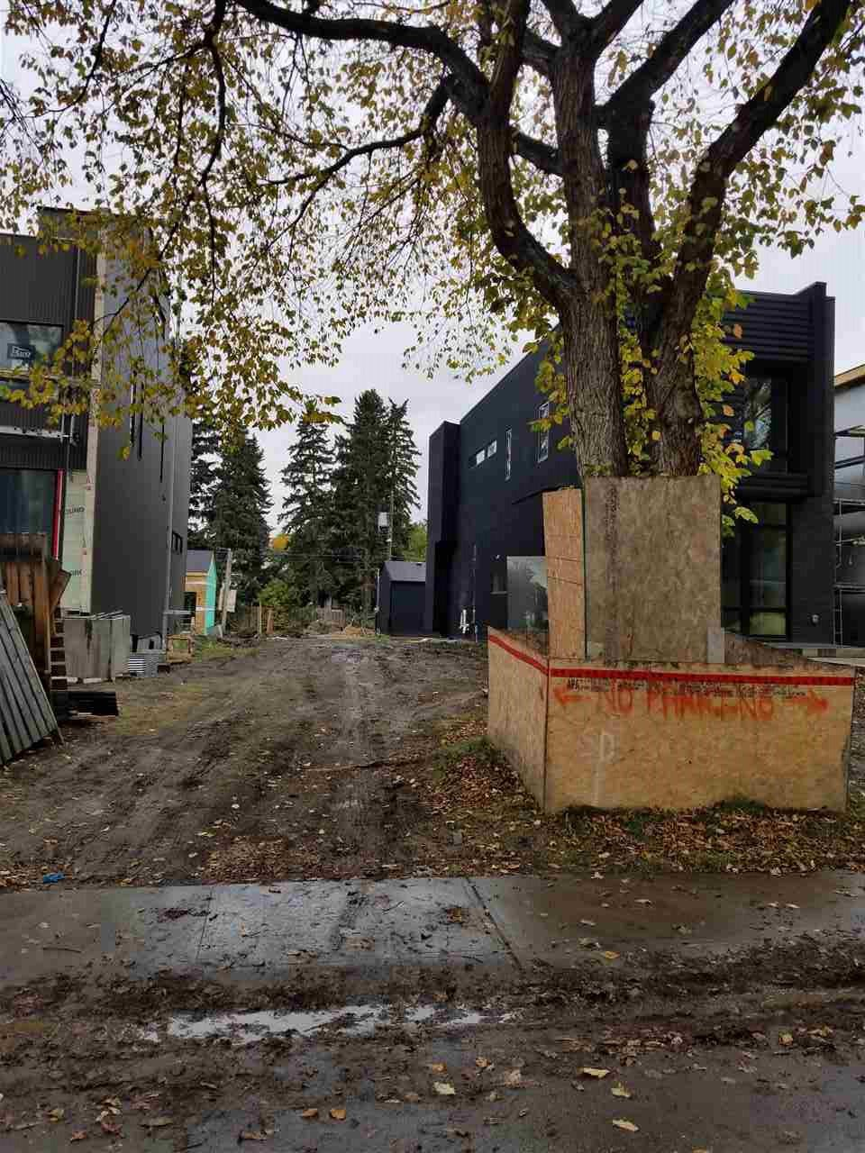 Main Photo: 9106 117 street in Edmonton: Zone 15 Vacant Lot for sale : MLS®# E4175019