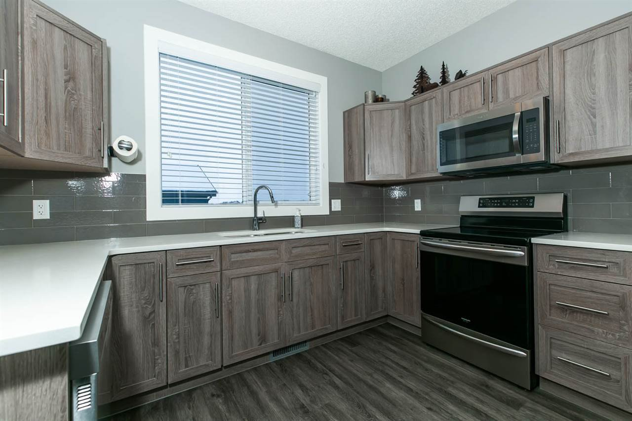 Main Photo: 6156 ROSENTHAL Way in Edmonton: Zone 58 Attached Home for sale : MLS®# E4183155