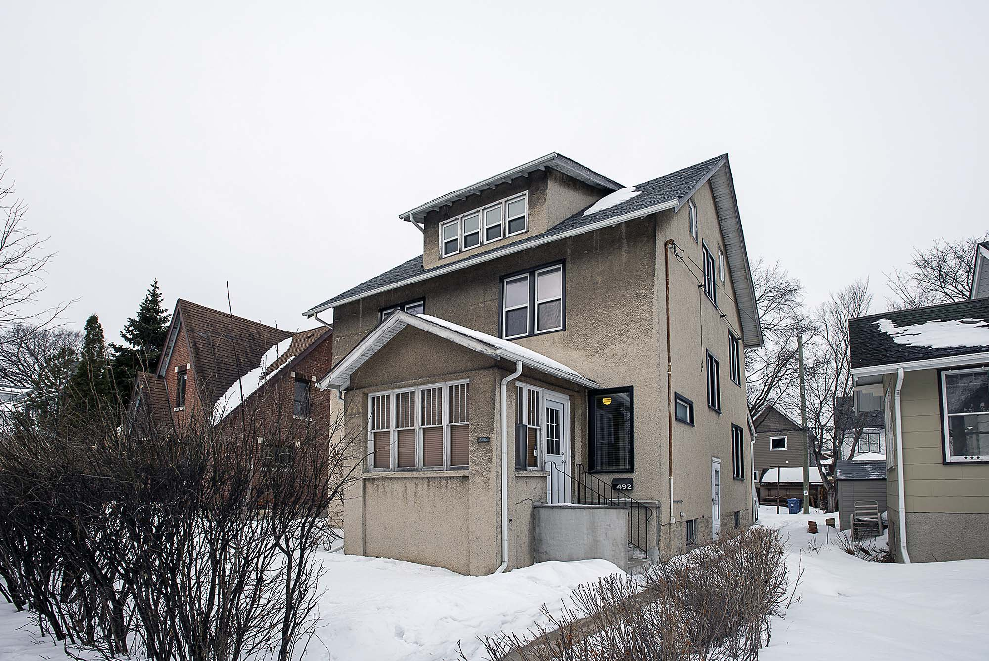 Main Photo: 492 Dominion Street in Winnipeg: Wolseley Residential for sale (5B)  : MLS®# 202005747