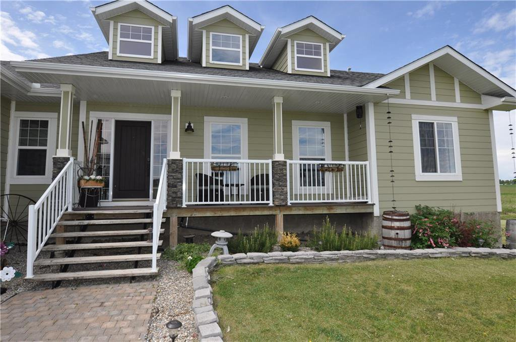 Main Photo: 8038 402 Avenue E: Rural Foothills County Detached for sale : MLS®# C4301096