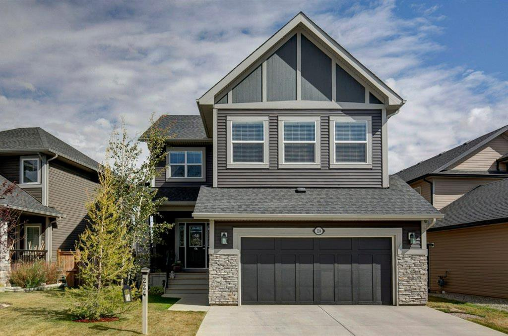 Main Photo: 224 KINGSTON Way SE: Airdrie Detached for sale : MLS®# A1029915