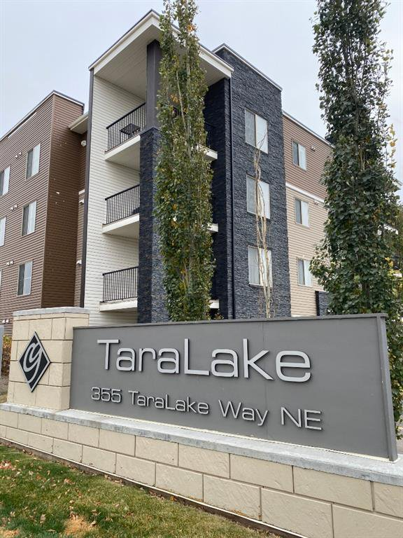 Main Photo: 322 355 Taralake Way NE in Calgary: Taradale Apartment for sale : MLS®# A1040553