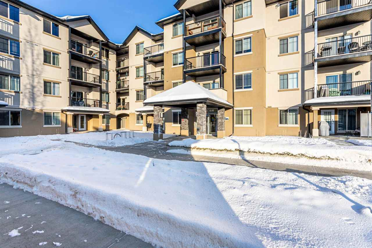 Main Photo: 409 10530 56 Avenue in Edmonton: Zone 15 Condo for sale : MLS®# E4219850