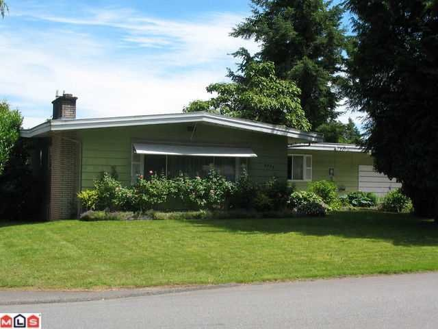 Main Photo: 2594 James Street in Abbotsford: Abbotsford West House for sale : MLS®# F1216309