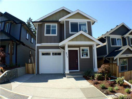 Main Photo: 977 Tayberry Terrace in VICTORIA: La Happy Valley Single Family Detached for sale (Langford)  : MLS®# 316020