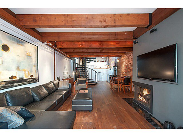 """Main Photo: 7-12 550 BEATTY Street in Vancouver: Downtown VW Condo for sale in """"550 Beatty"""" (Vancouver West)  : MLS®# V1105963"""