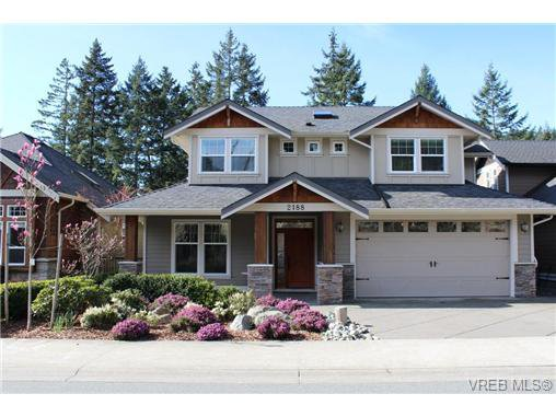 Main Photo: 2188 Harrow Gate in VICTORIA: La Bear Mountain Single Family Detached for sale (Langford)  : MLS®# 348657