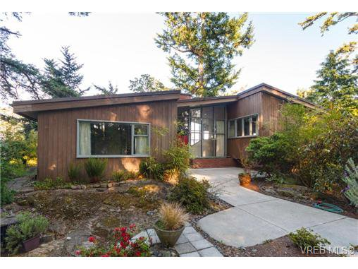 Main Photo: 4583 Leyns Road in VICTORIA: SE Gordon Head Single Family Detached for sale (Saanich East)  : MLS®# 351864