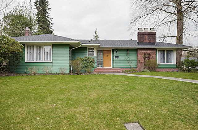 Photo 1: Photos: 4925 QUEENSLAND Road in Vancouver: University VW House for sale (Vancouver West)  : MLS®# R2027458