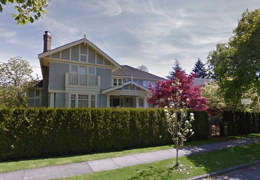 Photo 1: Photos: 3932 OSLER Street in Vancouver: Shaughnessy House for sale (Vancouver West)  : MLS®# R2056566